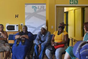 Bonteheuwel briefing meeting
