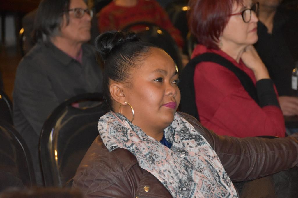 Audience Worcester launch1