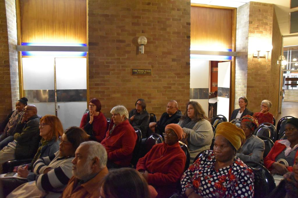 Audience Worcester launch3